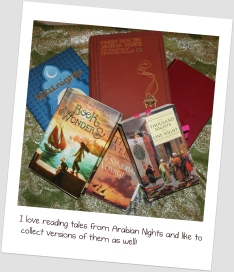 arabian nights books