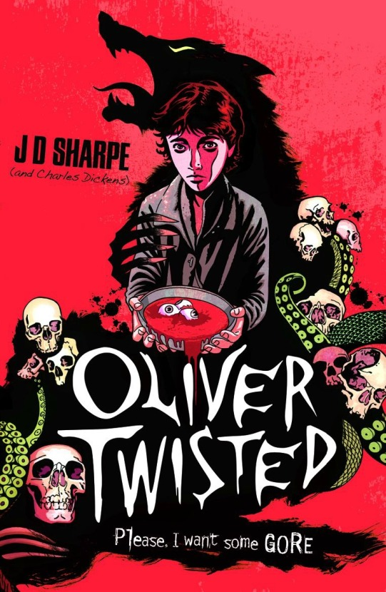Oliver twisted cover