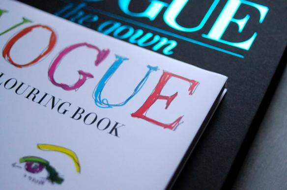 vogue books