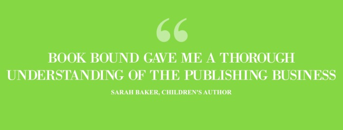 SARAH BAKER CHILDREN'S AUTHOR